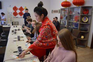 """""""Китай - далекий и близкий"""": семинар провели в БГТУ в минувшую субботу"""