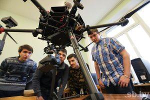 Специалистов по беспилотникам будут учить в Белорусском государственном технологическом университете