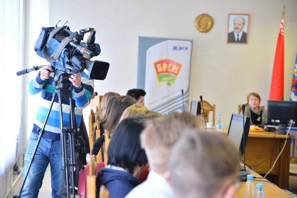 """Республиканская акция """"Выбираем студотряд"""" (11.03.2019)"""
