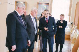 Встреча с Чрезвычайным и Полномочным Послом Венгрии в Республике Беларусь
