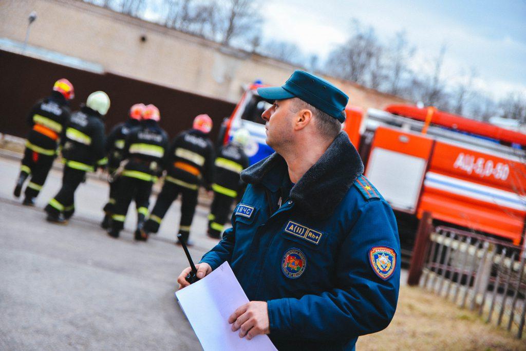 Ежегодные тренировочные учения МЧС (20 марта 2019)