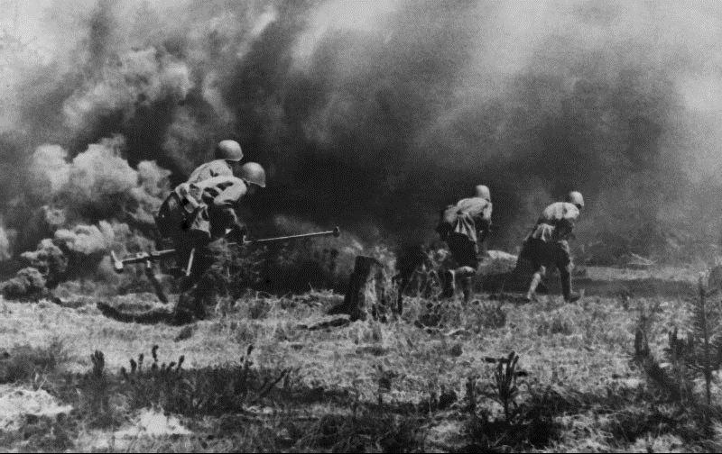 Операция «Багратион». 75 лет со дня освобождения от немецко-фашистских захватчиков