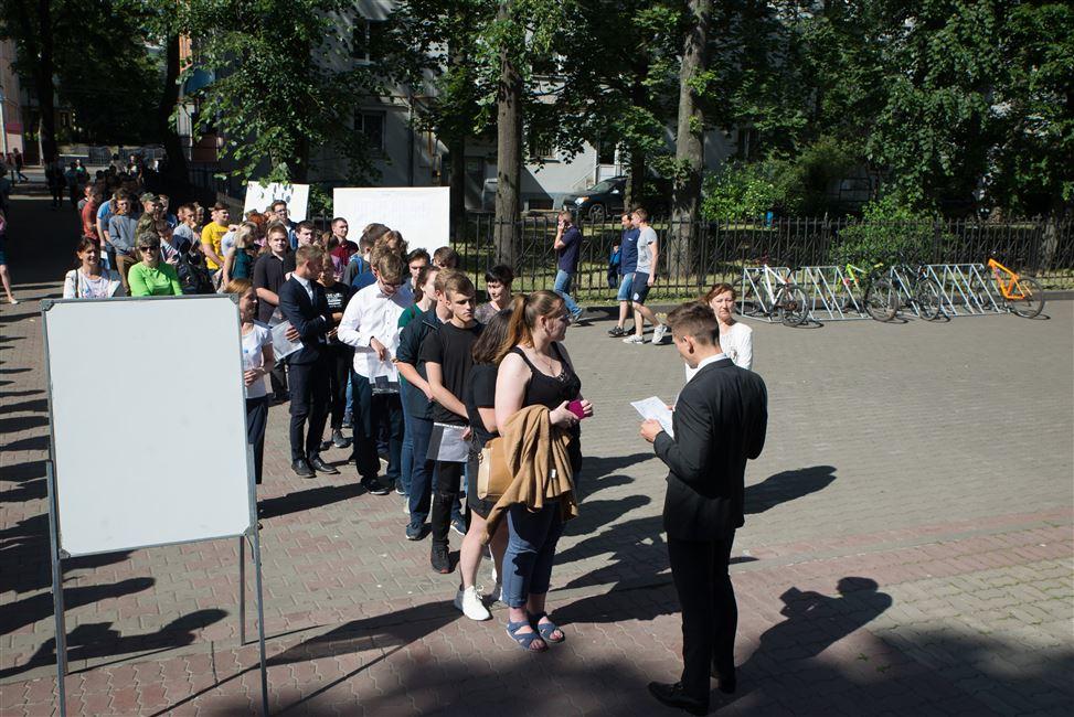 Во вторник 11 июня в БГТУ стартовал первый этап вступительной кампании