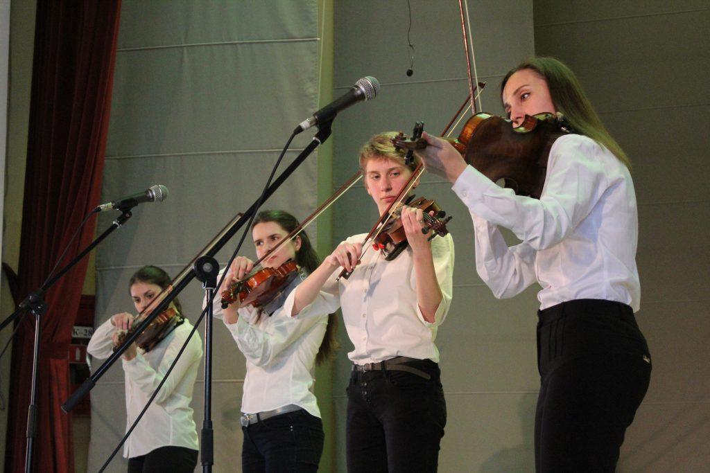 Концерт к празднику (9.05.2019)