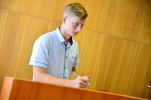 О студотрядах в университете: подводим итоги координационного совета с и.о. секретаря БРСМ Сергеем Ширко