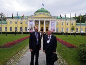 БГТУ подписал ряд соглашений с российскими вузами на VI Форуме регионов Беларуси и России в Санкт-Петербурге