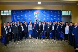 Руководители высших учебных заведений Узбекистана посетили БГТУ