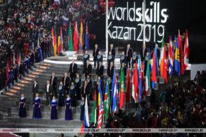 Белорусская сборная завоевала четыре медали на чемпионате WorldSkills International