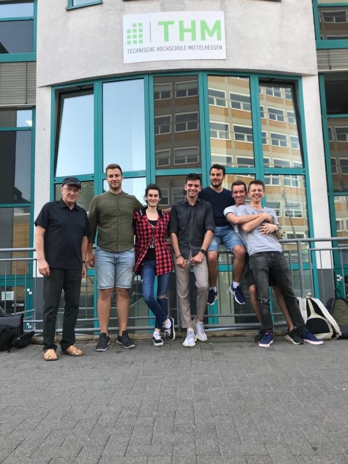 Erasmus+: как студент БГТУ учился в Германии