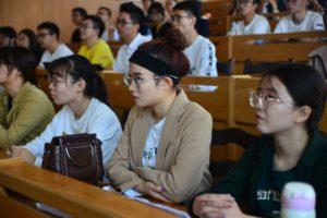 Летняя школа «Биотехнология для окружающей среды» в рамках Года образования Беларуси в Китае