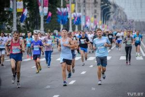 15 сентября состоится Минский полумарафон 2019. Поддержи команду университета!