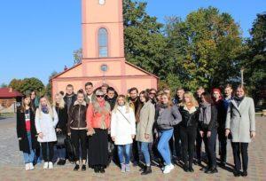 История оживает здесь - юбилейным датам Беларуси посвящаем