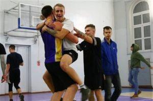 Спартакиада студгородка по баскетболу 3х3 среди юношей