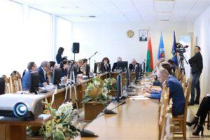 Круглый стол по вопросам инвестиционного финансирования прошел в первый день форума «Нефтехимия-2019»
