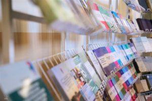 Выставка литературы от Библиотеки БГТУ специально для форума «Нефтехимия-2019»