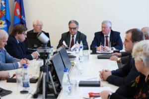 «Нефтехимия–2019». День первый: состоялось заседание Научного совета по нефтехимии