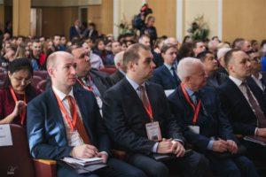 Приветствие ректора БГТУ И.В.Войтова и Заместителя Премьер-министра Республики Беларусь И.В.Ляшенко гостям форума «Нефтехимия-2019»