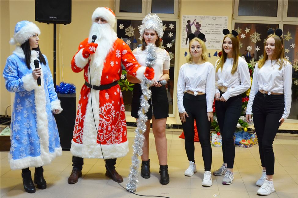 Бал–карнавал «Классик мюзик–новогодний шик»
