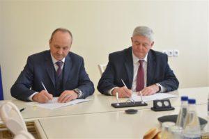 В основе бизнеса лежат наука и технологии: «Беларусбанк» и БГТУ подписали соглашение о сотрудничестве