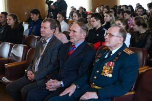 Праздничный концерт, посвященный Дню защитников Отечества и Вооруженных Сил Республики Беларусь