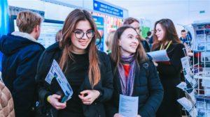 """Выбирай БГТУ! Вуз принял участие в международной выставке """"Образование и карьера"""""""