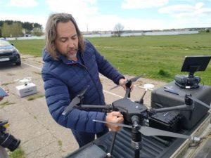 Беспилотные летательные аппараты в лесном хозяйстве