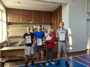 Соревнования по баскетболу 3х3 среди юношей